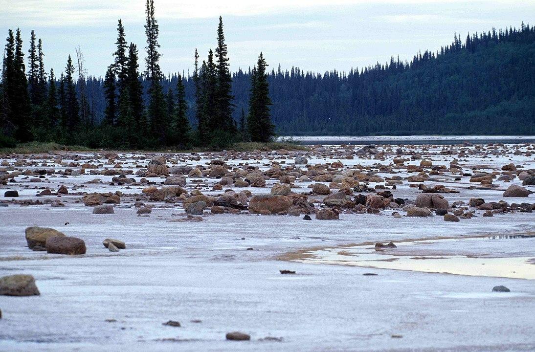 Gros Beak Lake