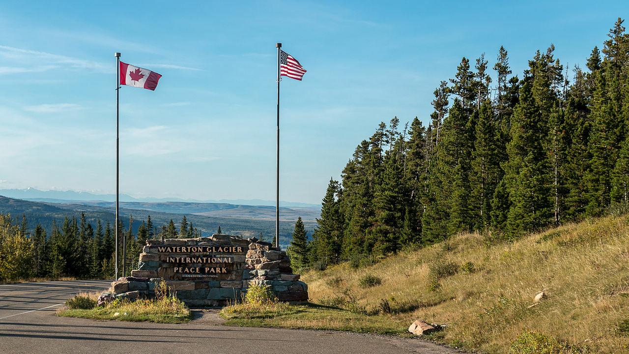 Chief Mountain border crossing