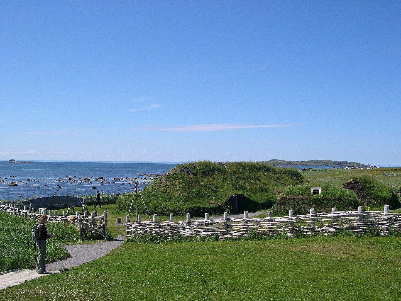 Authentic Viking recreation, Newfoundland