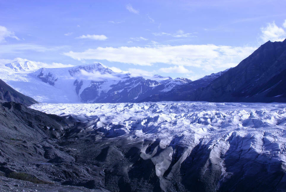 Root Glacier, Alaska, US