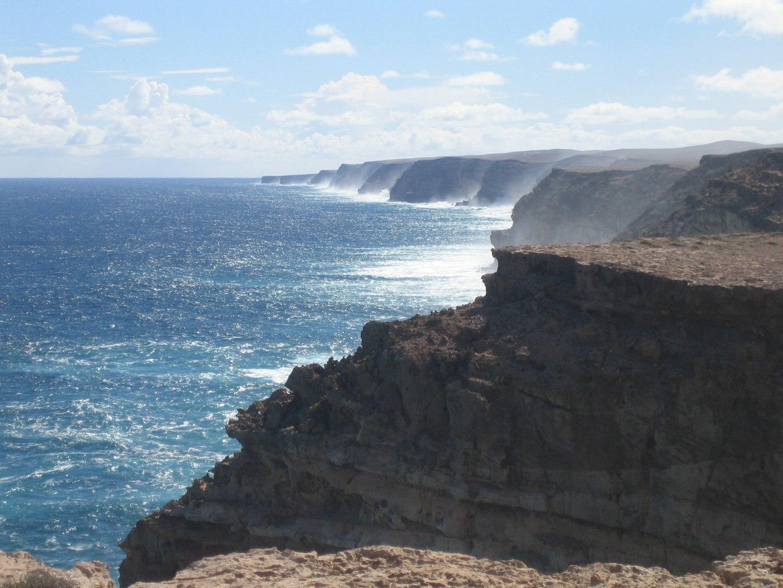 Zuytdorp Cliffs, Shark Bay
